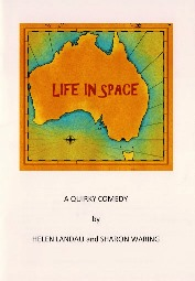 Life In Space – a quirky comedy