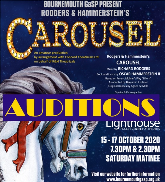 Carousel Open Auditions