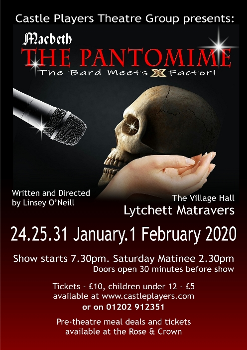 Macbeth - The Pantomime