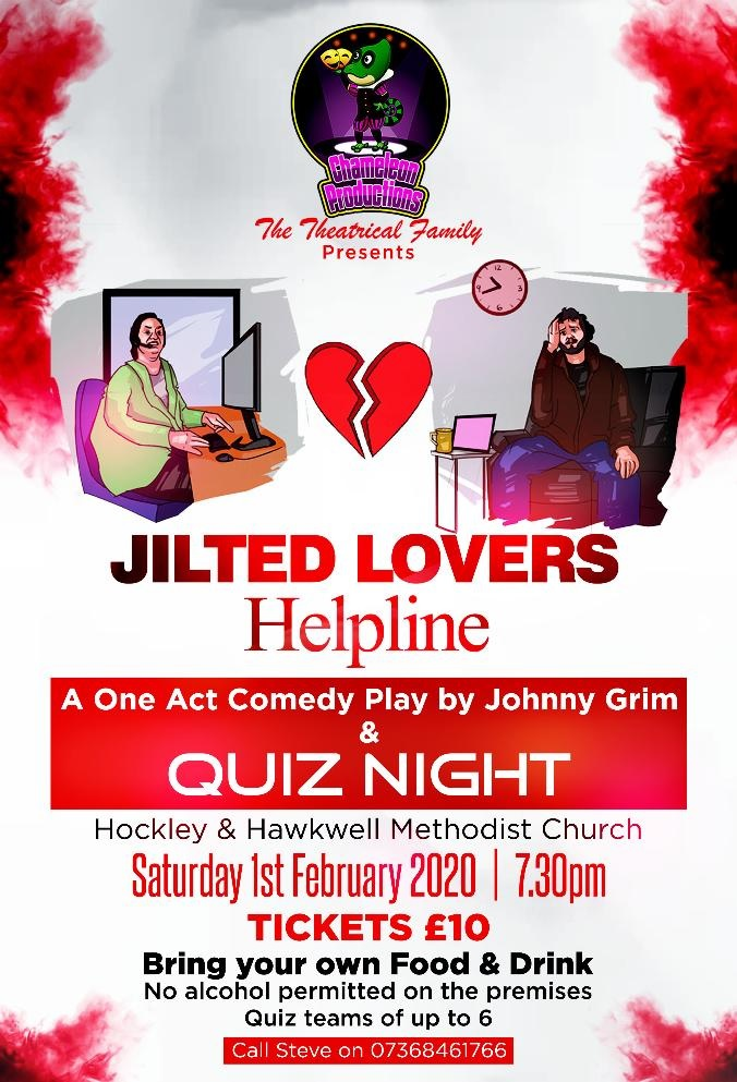 ONE ACT PLAY & QUIZ EVENING