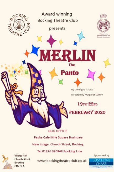 Merlin the Panto
