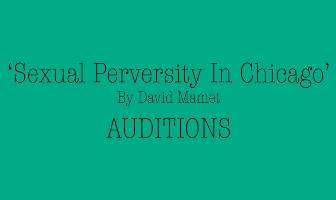 Sexual Perversity in Chicago by David Mamet
