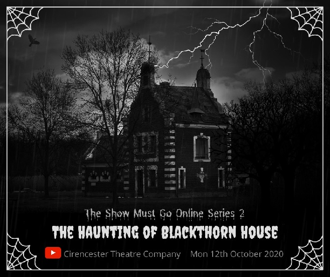 The Haunting of Blackthorn House
