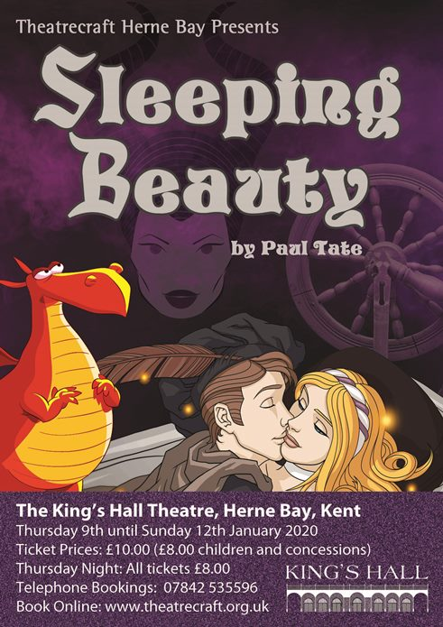 Sleeping Beauty, The Pantomime