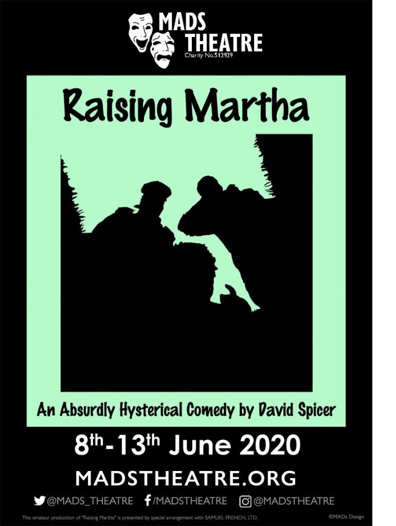 Raising Martha An Absurdly Hysterical Comedy by David Spicer