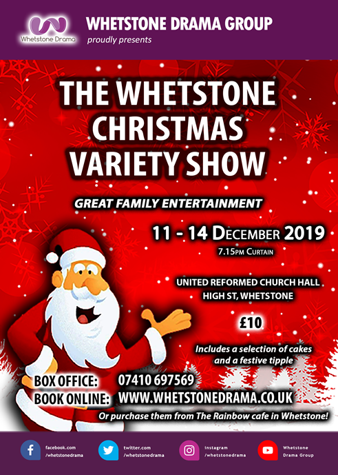 The Whetstone Christmas Variety Show