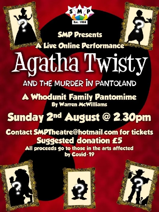 Agatha Twisty and the Murder in Pantoland