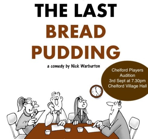 The Last Bread Pudding by Nick Warburton