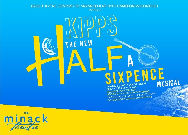 Presentation night: KIPPS, the new Half a Sixpence musical