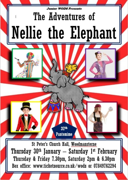 The Adventures of Nellie the Elephant