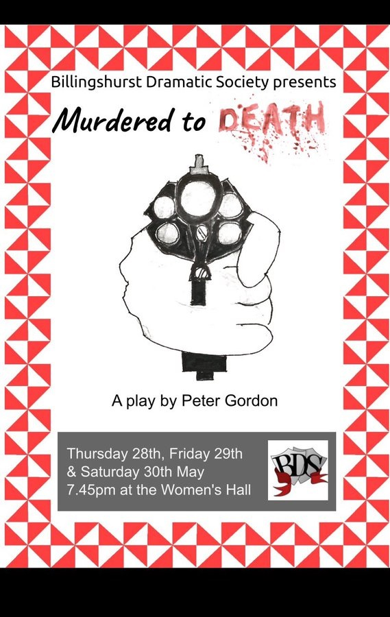 Murdered To Death by Peter Gordon
