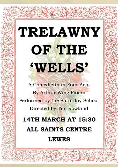 Trelawny of the 'Wells'