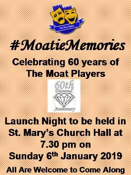 #MoatieMemories Launch Night
