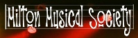 Milton Musical Society
