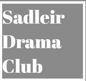 SADLEIR DRAMA CLUB
